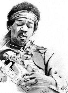 Jimi Hendrix By Gioria D4a6vpl 800x1099