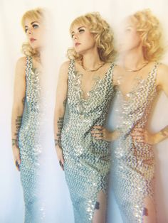 Hey, I found this really awesome Etsy listing at https://www.etsy.com/listing/183359884/vintage-1960s-baby-blue-fully-sequined