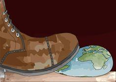 #stomp #shoe #boot #earth #illustration #illustrationfriday #digitalillustration