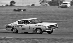 Leo Geoghegan Chrysler Charger, Dodge Chrysler, Aussie Muscle Cars, Australian Cars, Old Race Cars, Sports Car Racing, Mopar, Touring, Cool Cars