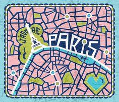 J'adore Paris by hangtightstudio, via Flickr.