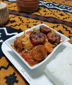 Poulet DG (Cameroun) - Tabou En Cuisine