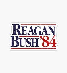 Reagan/Bush '84