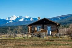The Three Sisters mountains in Hamilton, Montana