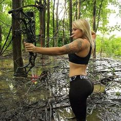 disability tattoos for women agencies magazine articles on tattoos for women violence online sexygirl for women ukraine experience Bow Hunting Girl, Bow Hunting Women, Hot Country Girls, Country Women, Hot Girls, Archery Girl, Archery Bows, Archery Hunting, Coyote Hunting