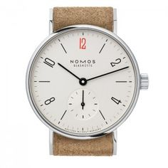 Watches for a great cause - Tangente 33 with a donation to Doctors without Borders