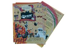 Paw Accesorios by Emi Finessi, via Behance