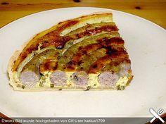 Bratwurst - Torte mit Senfkruste, ein sehr leckeres Rezept aus der Kategorie Tarte/Quiche. Bewertungen: 88. Durchschnitt: Ø 4,1.