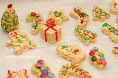 Rice Krispies Treats   Kellogg's Rice Krispie Holiday Treats