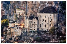 #Rocamadour dans le #Lot @rocamadour_ot @LOT_Tourisme @midipyrenees @BeautifulFrance @grandsitefrance @patdefrance