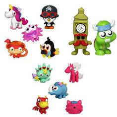 "Moshi Monsters Moshling Mini-Figures Figures (Colors/Styles Vary) - Spin Master - Toys ""R"" Us Moshi Monsters Toys, Pet Monsters, Monster Party Favors, Monster Birthday Parties, Toys R Us, New Toys, Kids Toys, Animal Jam, Childhood Toys"
