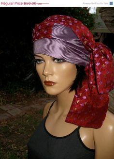 Gorgeous Silk Brocade Chelsea Long Scarf by by RadicallyRetro