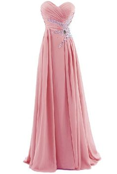 Dresstells Sweetheart Beading Floor-length Chiffon Prom Dress Long Evening Gown Size 12 Blush Dresstells http://www.amazon.com/dp/B00KIH43J4/ref=cm_sw_r_pi_dp_Cgy0tb0XW8CWMMPW