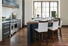 Mountain Bliss | Kitchen Gallery | Sub-Zero & Wolf Appliances