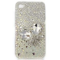 All the model is designed by me, every month will have new cases arrived. If you like my products and want to sell it , I can give you a wholesale price . Description . Handmade with genuine Swarovski Elements Crystal with offical label. . Accessories do not come off easily or move around. . Prevents water damage, scratches & fingerprints. . Cutouts give access to all ports and buttons. . Durable Compatibility . The case in the picture is for an Iphone 5/4/4S. It also available for Iphone 3…