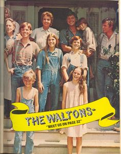 Waltons - I still like to watch these shows!
