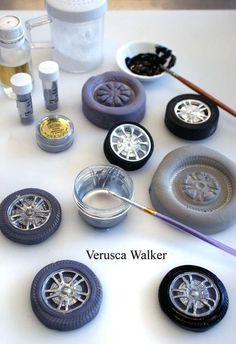Make your own mould with leftover fondant    http://cakesdecor.com/VeruscaWalker/blog/460