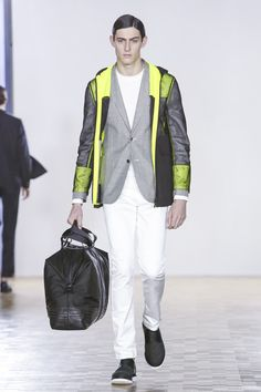 Hardy Amies Menswear Spring Summer 2016 London - NOWFASHION