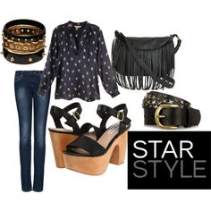 STREET STYLE, created by isabelinda on Polyvore
