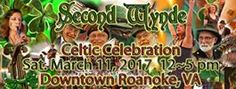 Corned Beef & Co. Celtic Celebration  Saturday, March 11 at 10 AM  Corner of Jefferson St. and Campbell Ave.