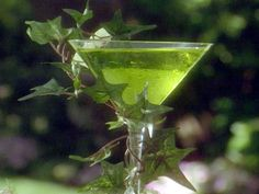 Apple Martini recipe from Sandra Lee via Food Network