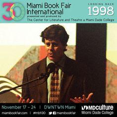 Miami Book Fair International, 1998