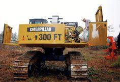 Talador apilador de cadenas 552.  www.finningsudamerica.com