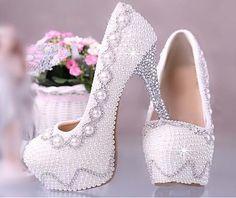 Image via We Heart It #beauty #highheels #weddingshoes #tidebuyreviews #reviewstidebuy #fashiontidebuy