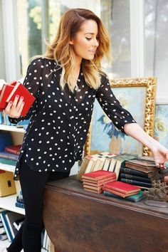 Lauren Conrad for Kohl's Spring 2013 Lookbook - The Budget Babe