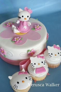 Kitty Cake by ~Verusca on deviantART