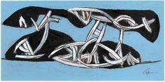 "Saatchi Art Artist Nicola Capone; Painting, ""forme 11"" #art"