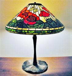... Lamps on Pinterest  Stained glass lamps, Tiffany lamps and Leaded