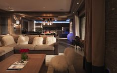 Luxury Ski Chalet, La Bergerie, Courchevel 1850, France, France (photo#5042)
