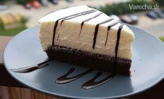 Jogurtovo-pribináčiková torta (fotorecept)
