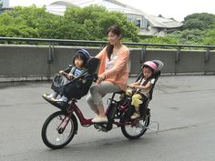 bike with baby seat on back | Yamaha releases PAS electric bikes with child safety seats in Japan