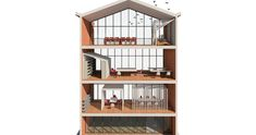 """Box & Workx: a vertical """"work space"""" in the Forward-Looking projects – Students"""