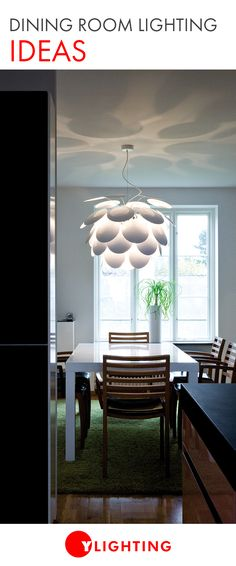 Dining Room Ceiling Lighting Ideas