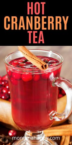 Grandma's Hot Cranberry Tea – the perfect festive holiday tea for your gathering. The perfect hot beverage to celebrate this special time of year. This old fashioned recipe is perfect for Christmas or Thanksgiving Cranberry Recipes, Hot Fudge Cake, Hot Chocolate Fudge, Fudge Recipes, Dessert Recipes, Drink Recipes, Crockpot Recipes, Breakfast Recipes, Desert Recipes