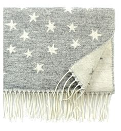 grey stars blanket by bOmb design Cute Little Baby, Baby Love, Star Baby Blanket, Home Interior Accessories, The Lion Sleeps Tonight, Baby Boy Rooms, Kids Rooms, Inspiration For Kids, Cozy Bed