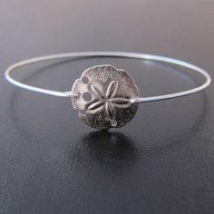 Dollar de sable Bracelet, bracelet de Dollar de sable, plage demoiselle…