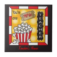 #teacher - #You're One POPular Teacher Tile