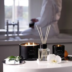 Noir from The White Company