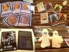 Hantise! The card game.
