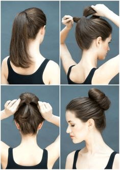 Your hair is an important part of your everyday beauty routine. Easy Hairstyles For School, Everyday Hairstyles, Sleek Hairstyles, Braided Hairstyles, Amazing Hairstyles, Medium Hair Styles, Short Hair Styles, Hair Quality, Hairstyle Look