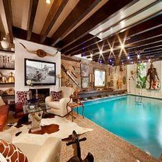 Living room pool!