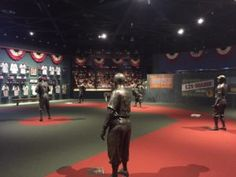 #NLBM The #NegorLeaguesBaseballMuseum is one the best #museums in America. #Baseball #civilrights and #history intersect in this #KansasCity gem!  #KC