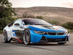 Vorsteiner pimpt den BMW i8! #bmw #i8 #hybridauto #sportwagen #tuning #vorsteiner