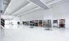 McLaren Technology Centre in UK   Creative Greed