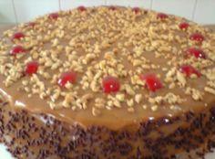 Como Hacer Torta de Maní, Postres Cubanos