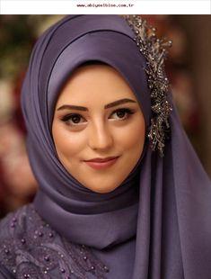 kebabci aksesuar …, the is the my Muslim Wedding Gown, Muslimah Wedding Dress, Hijab Wedding Dresses, Bridal Hijab, Hijab Mode Inspiration, Wedding Hijab Styles, Hijab Style Tutorial, Hijab Stile, Joe Louis
